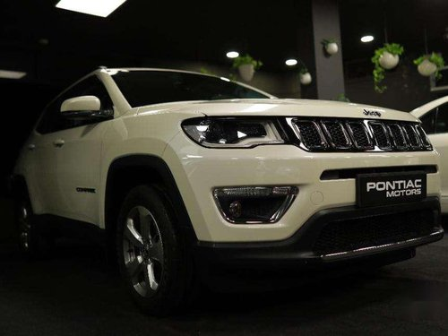 Used Jeep Compass 2018 AT for sale in Karunagappally
