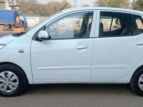 Hyundai i10 1.2 Kappa Sportz 2012 MT for sale in Ahmedabad