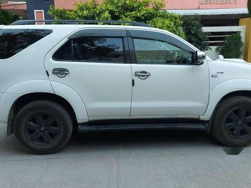 Toyota Fortuner 2010 MT for sale in Hyderabad