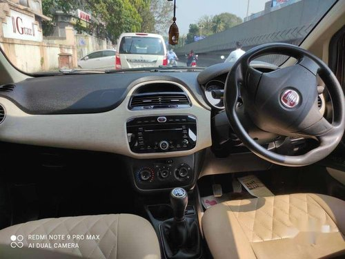 2015 Fiat Punto Evo 1.3 Dynamic MT in Pune