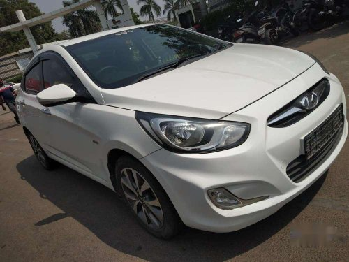 2014 Hyundai Fluidic Verna MT for sale in Visakhapatnam