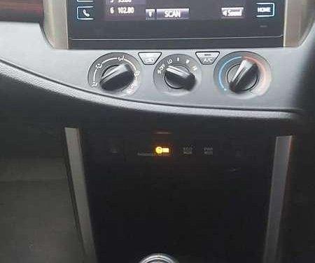 2018 Toyota Innova Crysta 2.4 GX MT 8S in Hyderabad