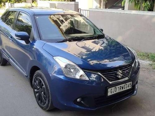 Used 2017 Maruti Suzuki Baleno Petrol MT for sale in Ahmedabad