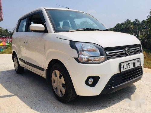 2020 Maruti Suzuki Wagon R ZXI AMT 1.2 AT for sale in Malappuram-8