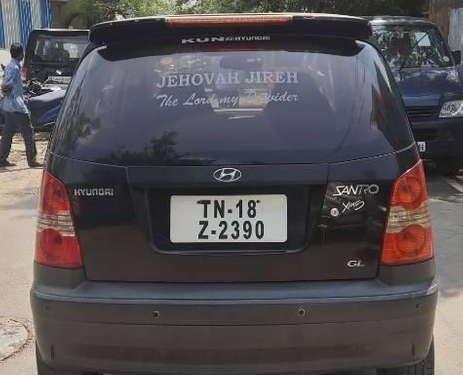Used 2011 Hyundai Santro Xing GLS MT in Chennai