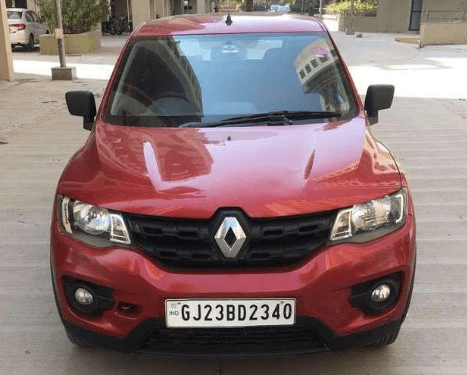 2016 Renault Kwid RXT MT for sale in Ahmedabad-0