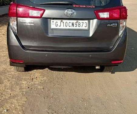2018 Toyota Innova Crysta 2.4 G MT in Rajkot