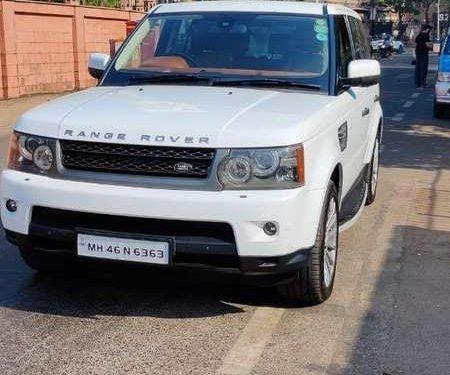 2011 Land Rover Range Rover Sport AT in Mumbai