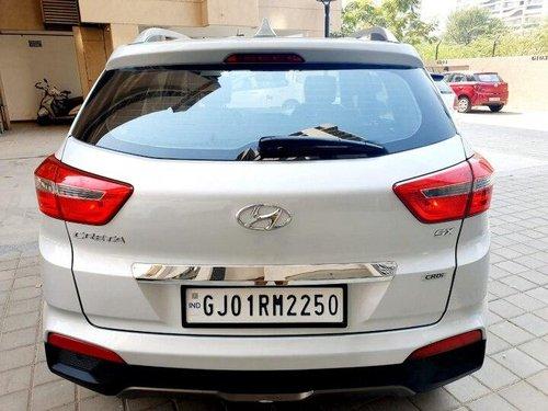 2015 Hyundai Creta 1.6 CRDi SX Option MT in Ahmedabad