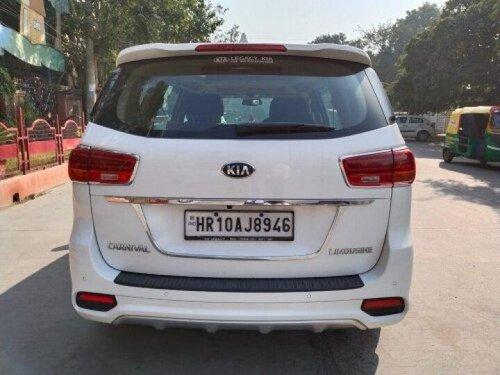 2020 Kia Carnival Limousine AT for sale in New Delhi