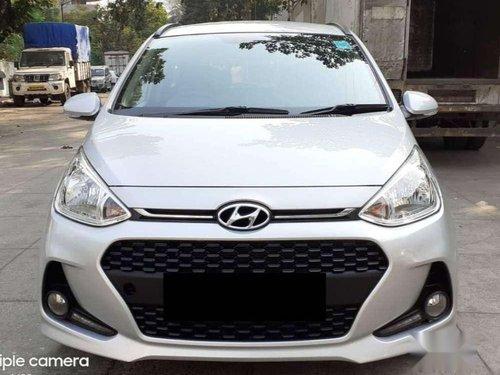 Hyundai Grand i10 1.2 Kappa Asta 2017 MT for sale in Thane