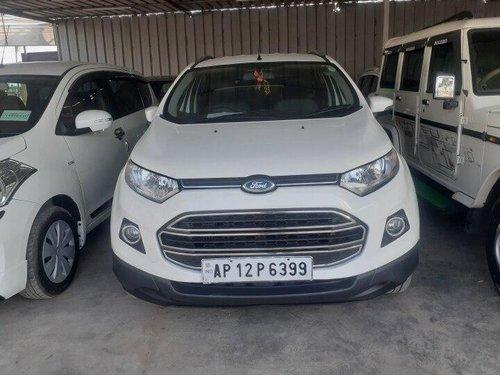 2013 Ford EcoSport 1.5 DV5 MT Titanium Optional in Hyderabad