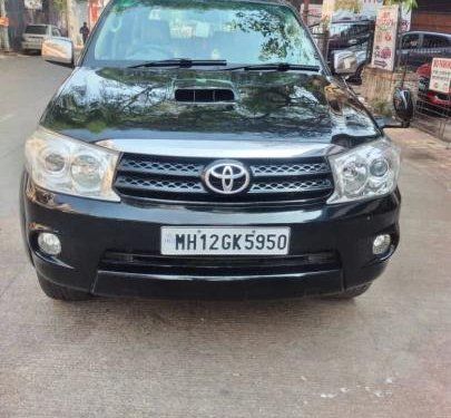2010 Toyota Fortuner 3.0 Diesel MT for sale in Pune-17