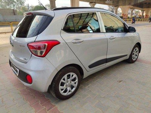 Used 2017 Hyundai Grand i10 1.2 Kappa Sportz MT in Bangalore