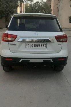Maruti Suzuki Vitara Brezza VDi 2017 MT for sale in Ahmedabad