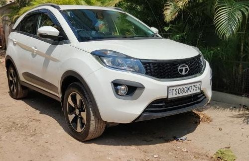 2019 Tata Nexon 1.2 Revotron XZ Plus MT for sale in Hyderabad-16