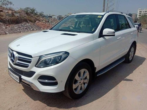 Used Mercedes Benz E Class 2016 AT for sale in Hyderabad