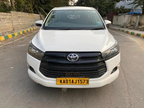 2018 Toyota Innova Crysta 2.4 GX MT for sale in Bangalore-13