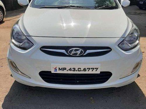 Hyundai Fluidic Verna 2013 MT for sale in Ujjain