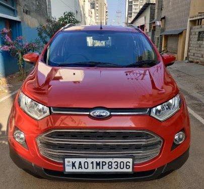 2017 Ford EcoSport 1.5 TDCi Titanium MT in Bangalore