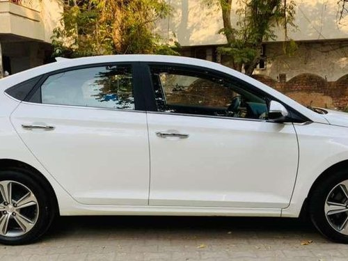 2020 Hyundai Verna CRDi 1.6 AT SX Option for sale in Ahmedabad-6