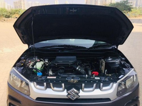 Used 2017 Maruti Suzuki Vitara Brezza VDi MT in Thane