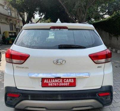 2018 Hyundai Creta 1.6 CRDi SX Plus MT in Ludhiana