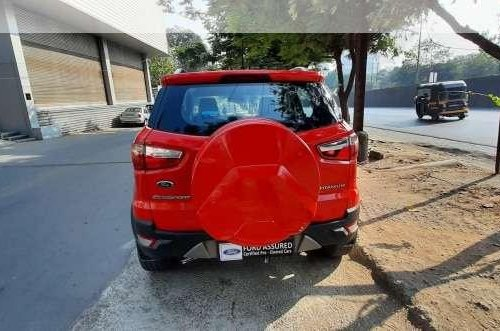 Used Ford EcoSport 2018 MT for sale in Thane