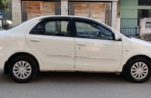 2011 Toyota Etios G MT for sale in New Delhi
