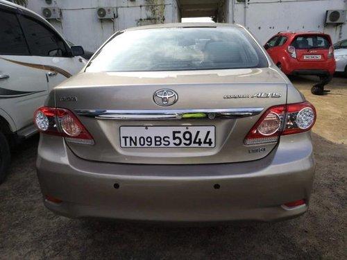 2013 Toyota Corolla Altis G MT for sale in Chennai