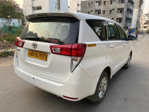 2018 Toyota Innova Crysta 2.4 GX MT for sale in Bangalore-1