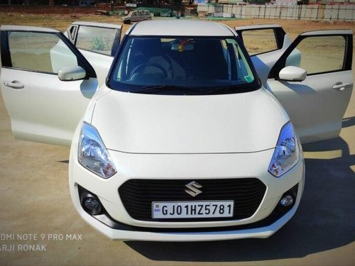 Used 2018 Maruti Suzuki Swift ZXI MT for sale in Ahmedabad