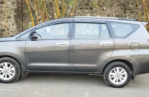 2017 Toyota Innova Crysta 2.4 VX MT 8S for sale in Pune
