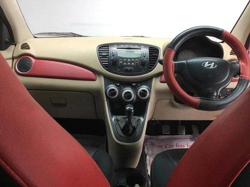 Used Hyundai i10 Sportz 2009 MT for sale in Bangalore