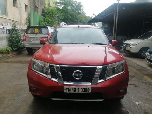 Used 2014 Nissan Terrano XV 110 PS MT for sale in Chennai