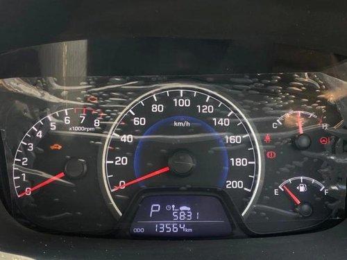 2017 Hyundai Grand i10 1.2 Kappa Sportz Option AT in Hyderabad