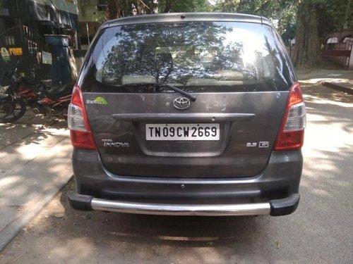 2011 Toyota Innova 2.5 G4 Diesel 8-seater MT in Chennai
