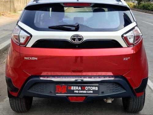 2018 Tata Nexon 1.5 Revotorq XZ Plus Dual Tone MT for sale in Pune