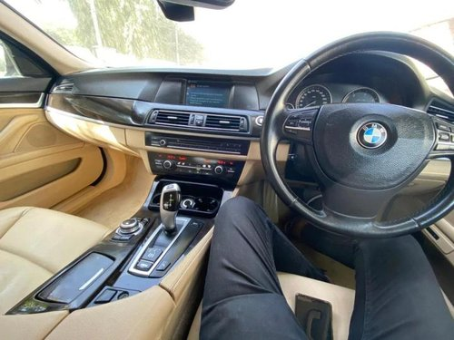 2011 BMW 5 Series 520d MT for sale in Jaipur