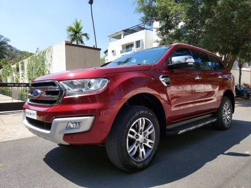 2017 Ford Endeavour 3.2 Titanium AT 4X4 for sale in Bangalore