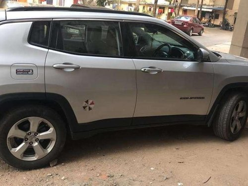 2018 Jeep Compass 2.0 Longitude Option MT for sale in Hyderabad