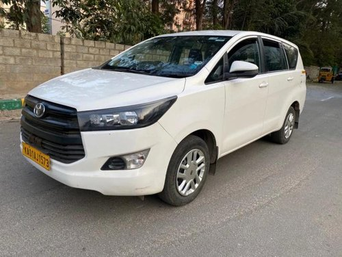 2018 Toyota Innova Crysta 2.4 GX MT for sale in Bangalore-3