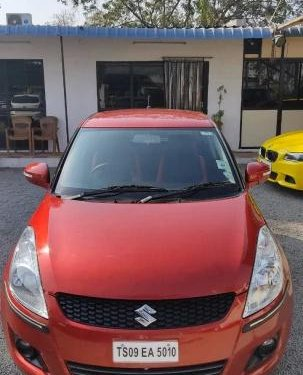 2014 Maruti Suzuki Swift ZXI MT for sale in Hyderabad