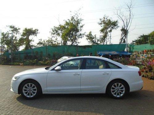 2013 Audi A6 2.0 TDI Premium Plus AT for sale in Mumbai