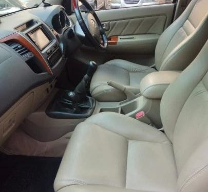 2010 Toyota Fortuner 3.0 Diesel MT for sale in Pune