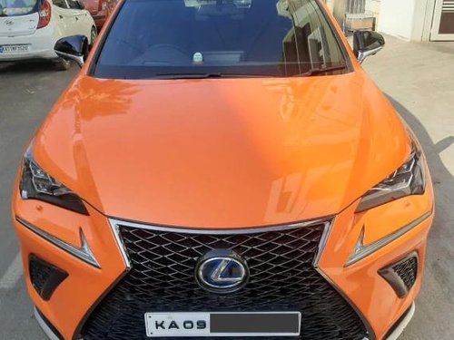 2018 Lexus NX 300h F Sport AT for sale in Bangalore