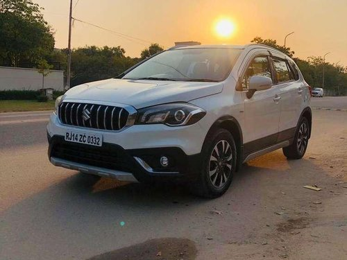 Maruti Suzuki S Cross Alpha 2018 MT for sale in Jaipur