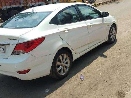 2012 Hyundai Verna SX CRDi AT in Nagpur
