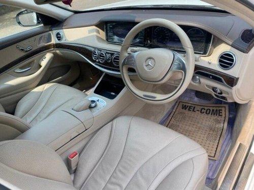 Mercedes Benz S Class S 350 CDI 2015 AT in Mumbai