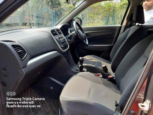2018 Maruti Suzuki Vitara Brezza VDi MT for sale in Kolkata